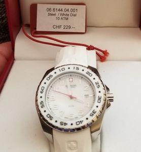 Swiss Hanowa military women's watch